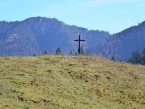 Bild Bergkreuz Höhe der Kasalm