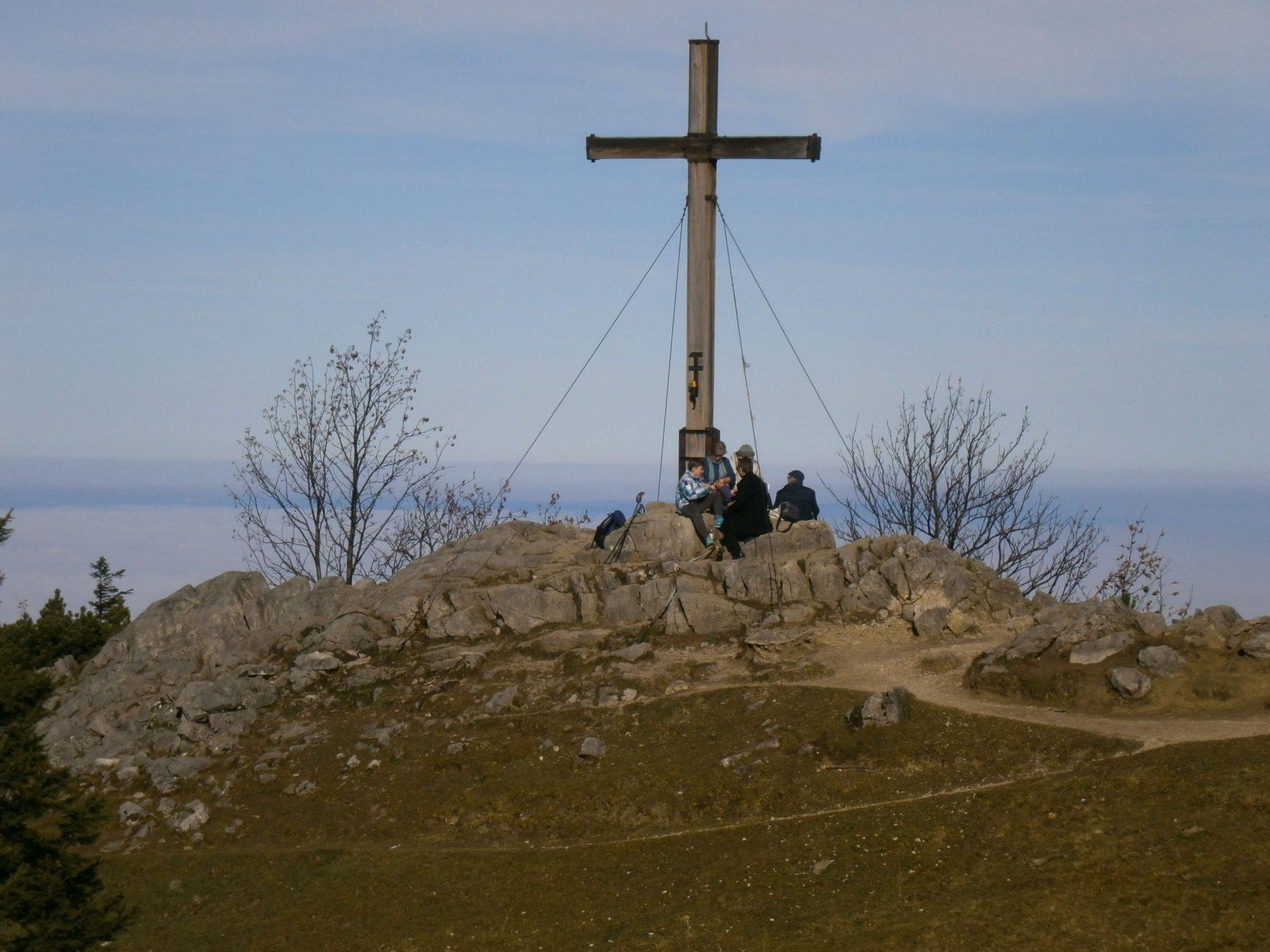 Kampenwand Andachtskreuz