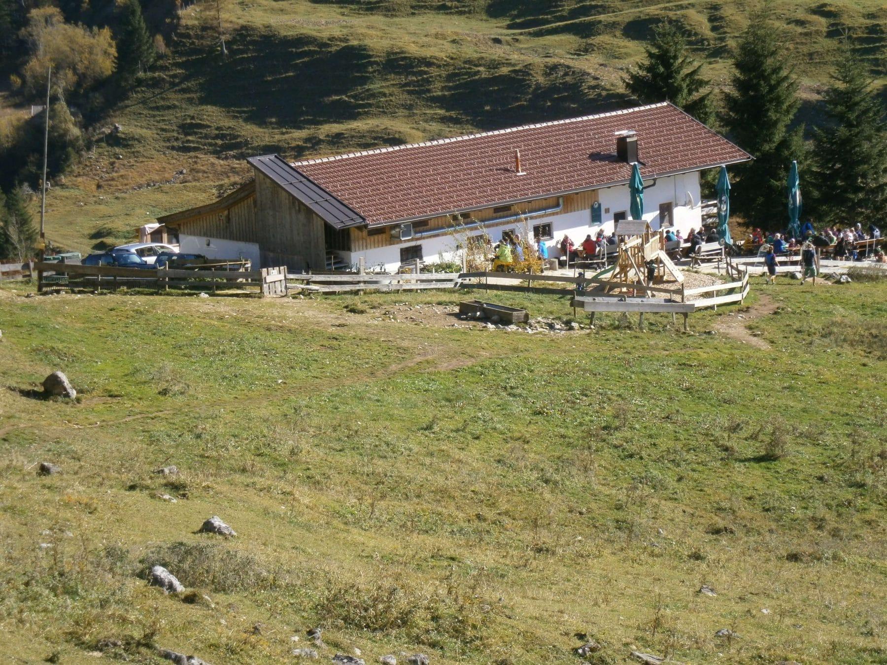 Schwarzrieshütte
