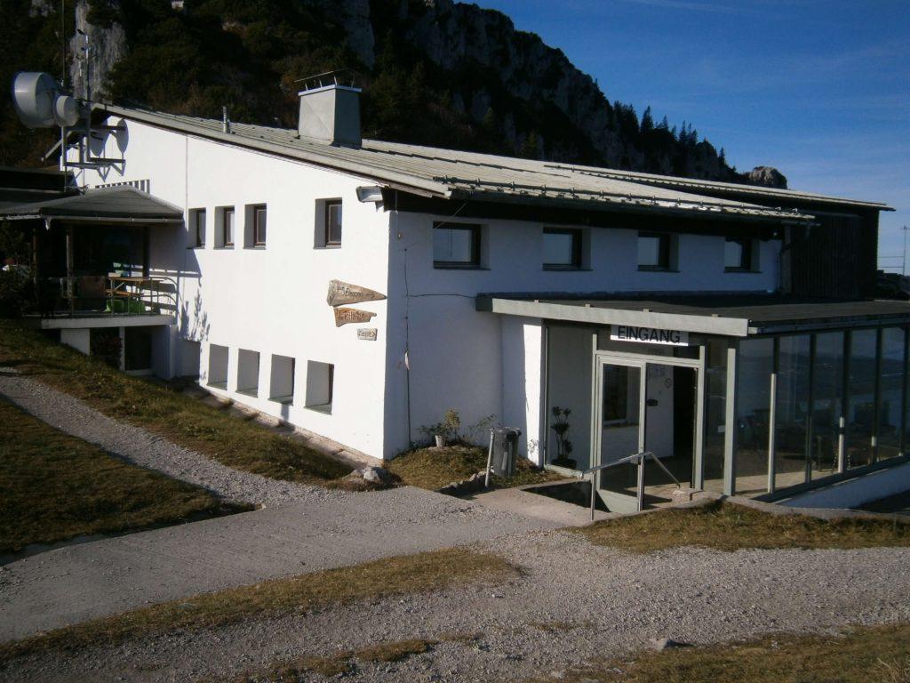 Bild Kampenwand Bergstation