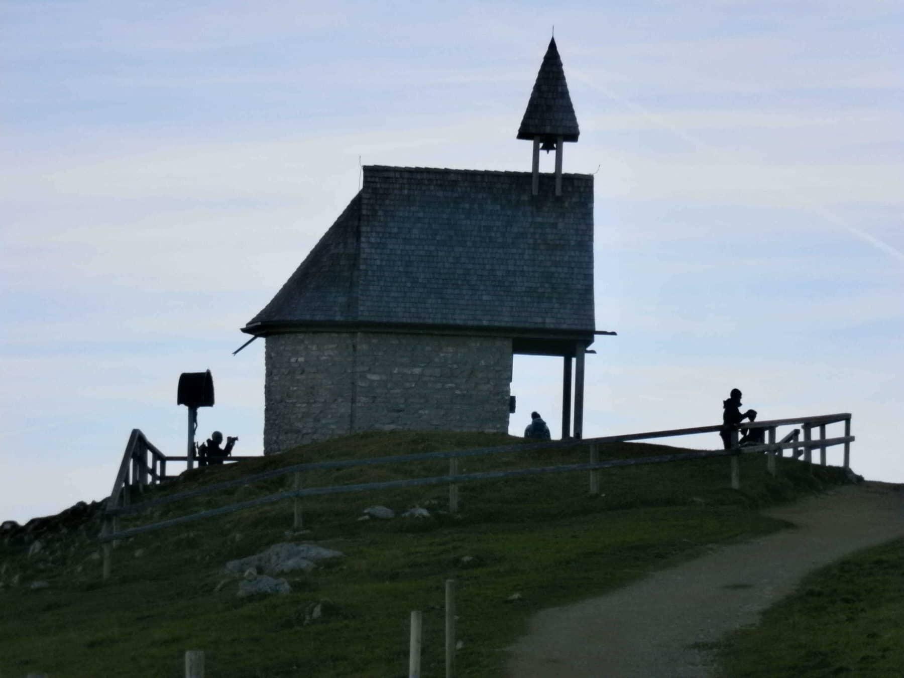 Steinlingalm Kapelle