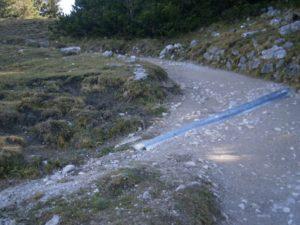 Bild 2 Weg von der Kampenwand Sonnenalm