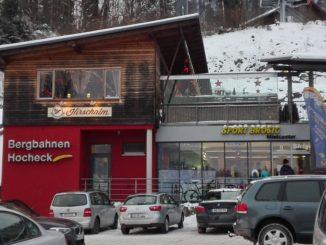 Bild Parkplatz Seilbahn Hocheck Oberaudorf